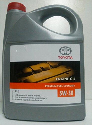 Toyota Genuine Motoröle Fuel Economy SAE 5W-30