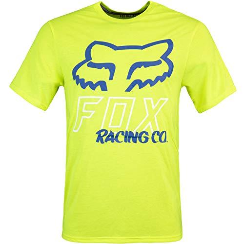 Fox Hightail Tech T-Shirt Herren (M, Yellow)