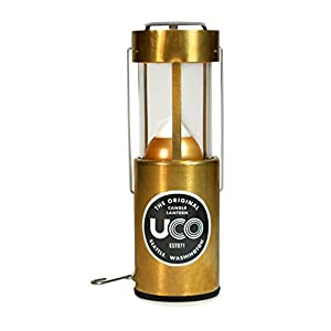 UCO Original Vela Linterna minimoldes