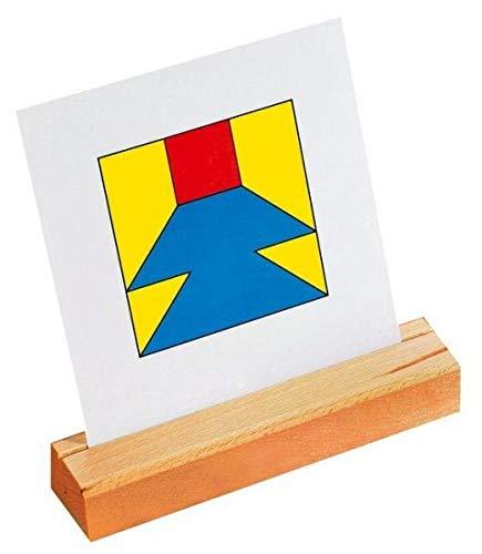 Rastervorlagen zum Nikitin-Musterwürfel (Spiel-Zubehör)
