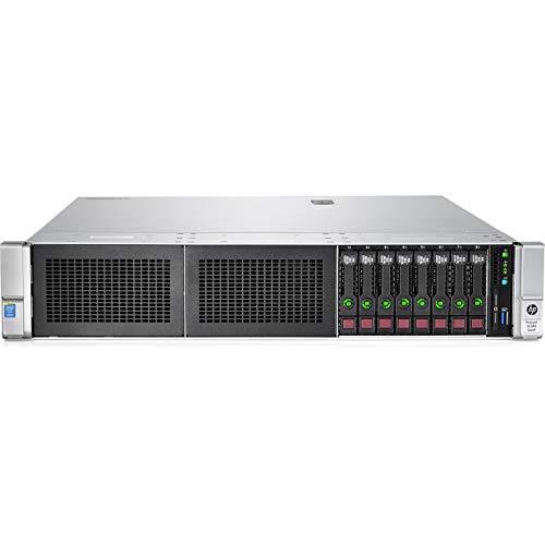 HP ProLiant DL380 G9 2U Rack-Server, 1 x Intel Xeon E5-2620 v4 Octa-core (8 Core) 2,10 GHz, 16 GB installierter DDR4 SDRAM (Renewed)