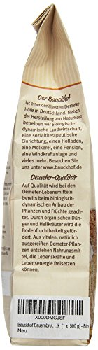 Bauckhof Vollkorn-Bauernbrot-Backmischung (500 g) – Bio - 4