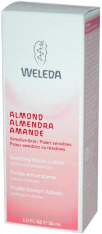 Weleda Almond Soothing Face Lotion (1x1 Oz)