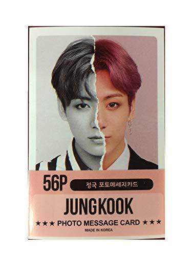Fotocards von Jungkook, 56 Stück