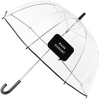 Large Dome Umbrella, Rain Check