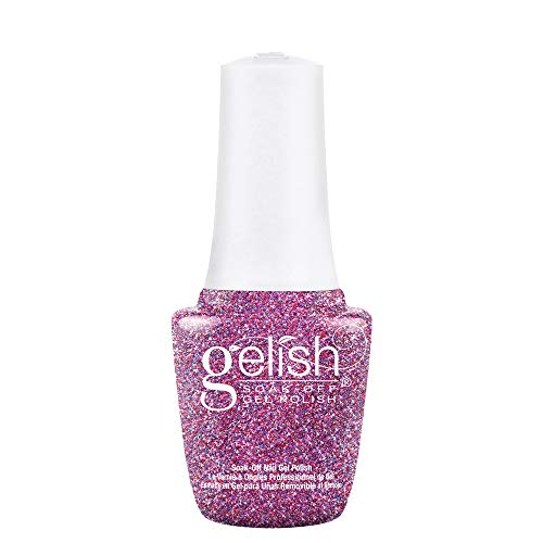Gelish Mini Soak-Off Gel Polish #partygirlproblems