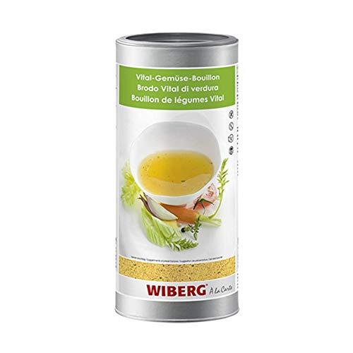 Wiberg Vital-Gemüse-Bouillon, 1er Pack (1 x 1200 ml)