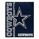Northwest NFL Dallas Cowboys 50x60 Raschel Restructure DesignBlanket, Team Colors, One Size (1NFL070860009RET)