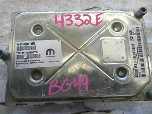 REUSED PARTS Engine Sales Raleigh Mall of SALE items from new works ECM Control Module Patriot Compas 15-17 Fits