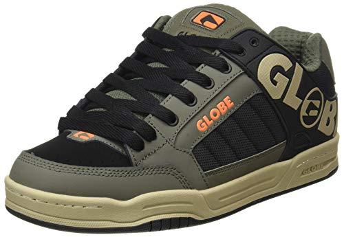 Globe Herren Tilt Skateboard Shoe, Dusty Olive/Black, 37.5 EU