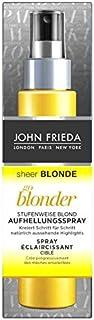 John Frieda Sheer Blonde Go Blonder Gradual Blonde Whitening
