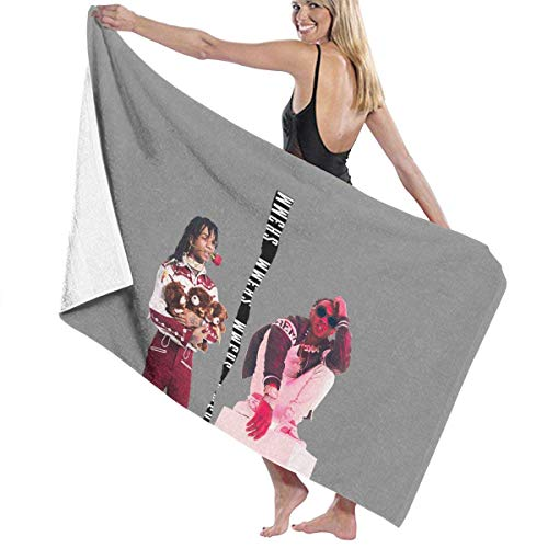 rtuuruyuy Toallas de baño Toalla de Playa RAE Sremmurd Music Band Baby Large Soft Bed Beach Towel Sheet Bath Set Bathroom Accessories