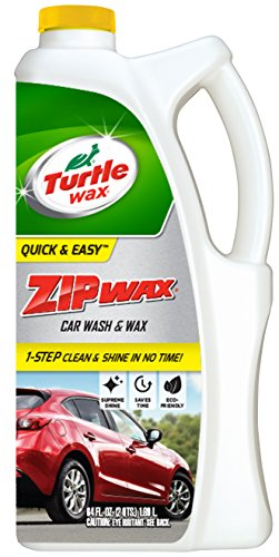 Turtle Wax T-79 Zip Wax Liquid Car Wash and Wax. 64 oz.