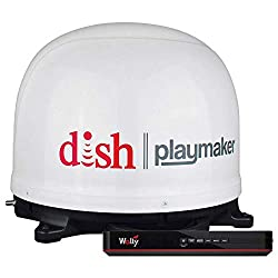 top 10 dish network tailgater Winegard Dish Playmaker PL-7000R Portable Antenna