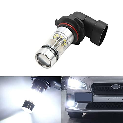 youyu6-2o521 Faros LED HB4 9006 9005 LED 100W 20SMD Alto Voltaje LED 6000K Lámpara de conducción de la Bombilla de la luz de Niebla Blanca DRL12V El Ahorro de energía