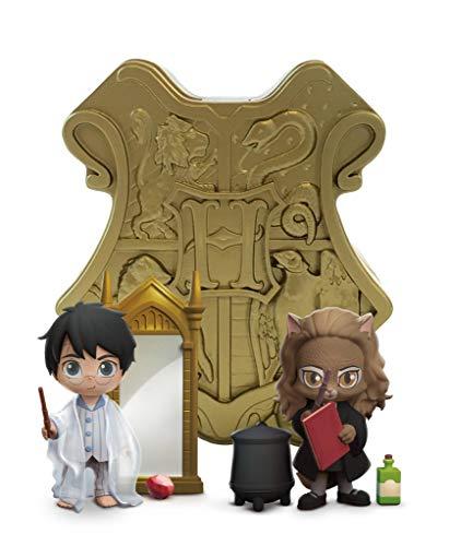 Harry Potter - Cápsulas mágicas serie 2, Incluye 1 Personaje y 7 Pistas Reveladoras, hay 10 modelos Para Coleccionar, Envío ALEATORIO ( Famosa 700016070)