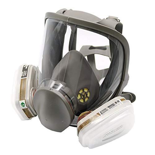 Für 6800 Maske 7 Stück Neues Staubmalerei Spritzen Gleiche Verwendung Vollgesichtsmaske Atemschutzmaske Farbe Dekoration Holzbearbeitung
