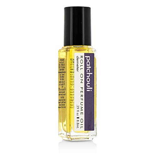 The Library of Fragrance Roll On Perfume Patchouli, 8.8 ml