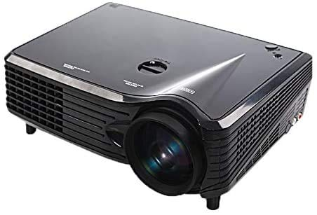 TIANYOU Vs-508 Mini Smart Projector 2000Ansi Lm Led Resolución HD/A
