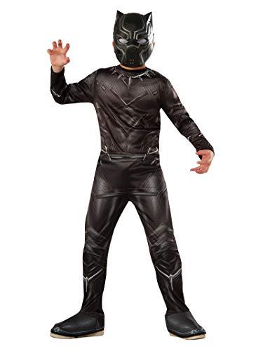 Rubie 's Offizielles Marvel Black Panther Bürgerkrieg, Kind Kostüm–groß