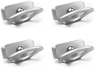 CCR Sport Utili-Track Tie Down Hook for Nissan Titan/Frontier (4-Pack)