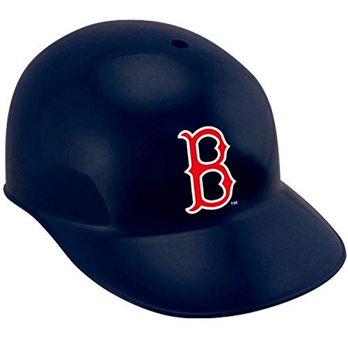 Rawlings Boston Red Sox Official MLB One Size Batting Helmet