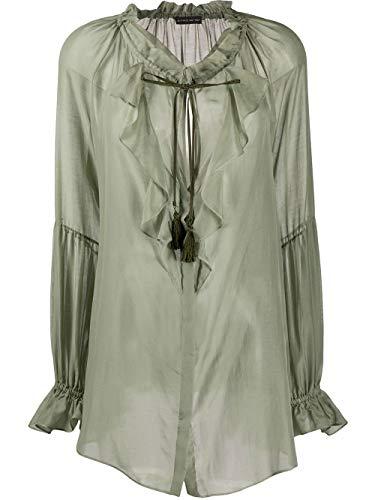 Etro Luxury Fashion Damen 136234315500 Grün Bluse |