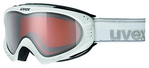 UVEX Skibrille F 2 Pola, White Mat, One Size