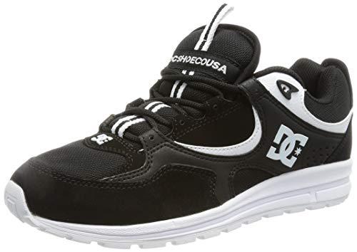 DC Shoes Kalis Lite-für Herren, Zapatillas Hombre, Negro, 38.5 EU