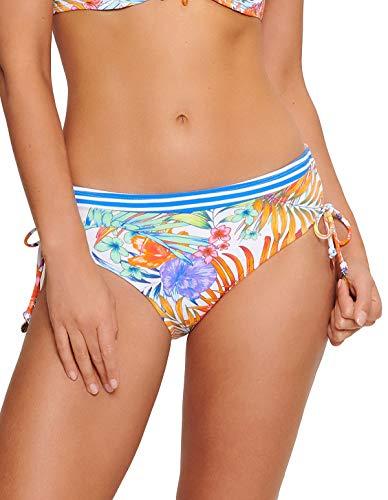 LingaDore 5111SH-204 Vrouwen Bossa Veelkleurige Bloemen Print Bikini Korte