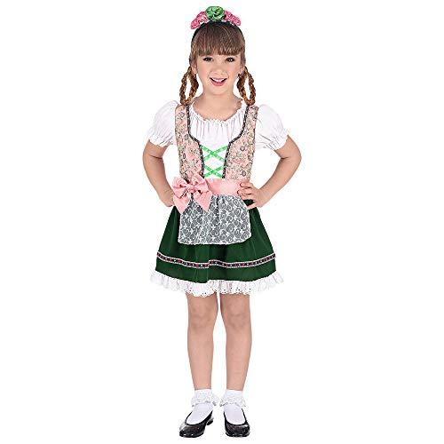 WIDMANN Disfraz de Tirolesa Karen para nia L-(11/13 aos)