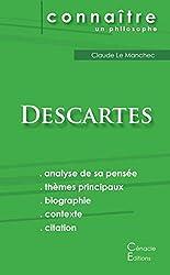 Comprendre Descartes (analyse complète de sa pensée) de René Descartes