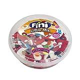 Fini Golosinas   Gominolas Surtidas   Clear Little Mix   Gominolas Brillo Mixtas - Tarro 500 gr