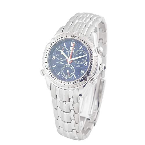Time Force Orologio Cronografo Quarzo Uomo con Cinturino in Acciaio Inox TF1793M-05M