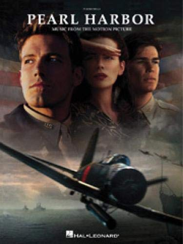 Pearl Harbor: Noten, Sammelband für Klavier, Gesang, Gitarre: Music from the Motion Picture