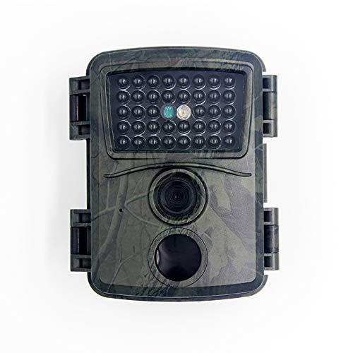 AODIAN Wildkamera 12MP 1080P HD Trail Game Bewegungsaktivierte Infrarot Nachtsicht Wasserdicht Scouting Jagd Cam mit 60° Weitwinkelobjektiv für Outdoor und Home Sicherheit
