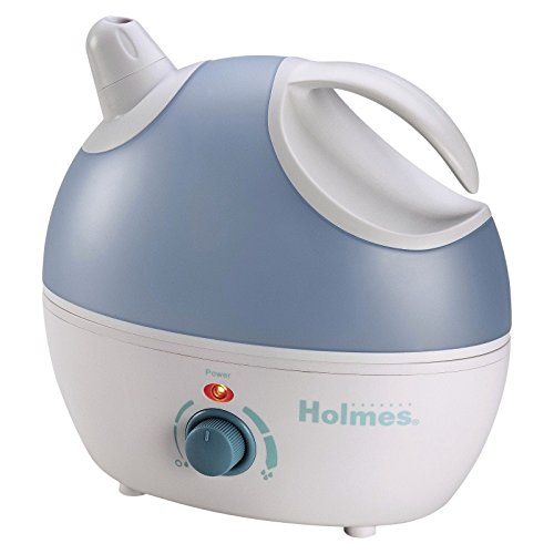 Holmes Personal Ultrasonic Humidifier HM500TG, 0.4-Gal