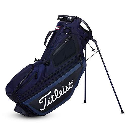 Titleist Hybrid 14 Golf Bag Navy / Black