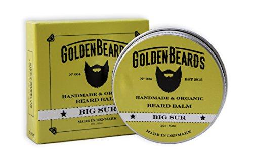 Golden Beards Baume pour Barbe Big Sur 60 Ml