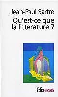 Qu'est-ce Que La Littérature (Folio Essais)