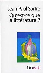 Qu'est-ce que la littérature ? de Jean-Paul Sartre