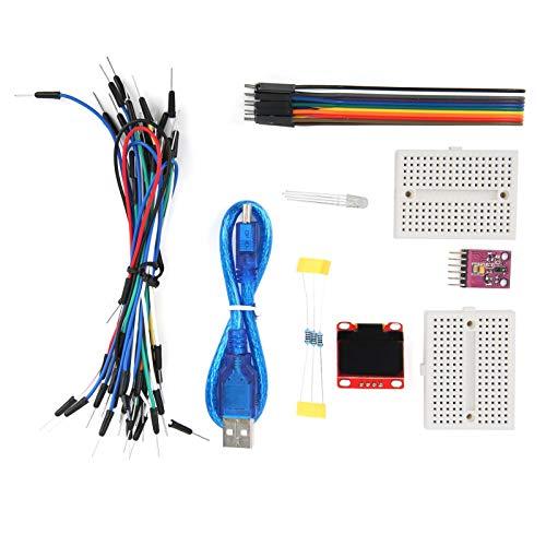 Gestensensor, Überbrückungskabel, Gestensensor Arduino, Gestensensor-Kit Display Anfänger Lernstarter Elektronische Komponente APDS-9960