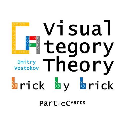 Visual Category Theory Brick By Brick, Part 1: Using LEGO to Teach Abstract Mathematics (English Edition)