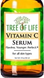 Vitamin C Serum For Face - Anti Aging Anti Wrinkle Facial Serum With