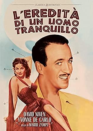 L'Eredita' Di Un Uomo Tranquillo / Happy Ever After (1954) ( Tonight's the Night ) ( O'Leary Night )