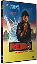 Remo Williams: The Adventure Begins (1985) ( Remo: The First Adventure ) ( Remo: Unarmed and Dangerous )