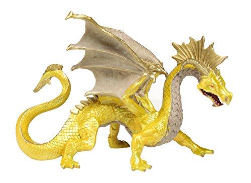 Safari s10118Drachen Golden Miniatur