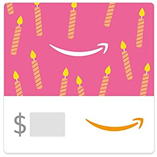 Amazon eGift Card - Birthday Pink Candles (B01LXC12GI) | Amazon price tracker / tracking, Amazon price history charts, Amazon price watches, Amazon price drop alerts
