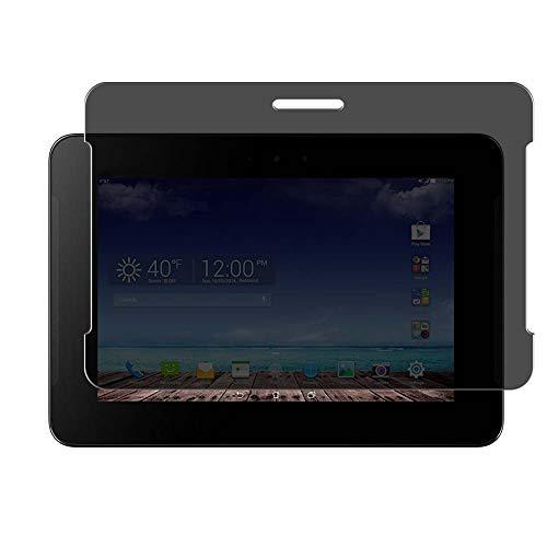 Vaxson Protector de Pantalla de Privacidad, compatible con Asus PadFone X Tablet 9' [no vidrio templado] TPU Película Protectora Anti Espía