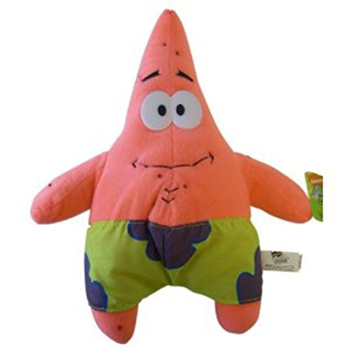 Nickelodeon Grande Taille en Peluche Bob l'éponge 'Patrick Star